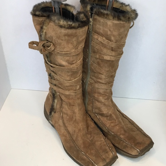 Moccasin Style Boots